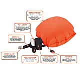 Ottoman Inflatable Portable Wearable Safety