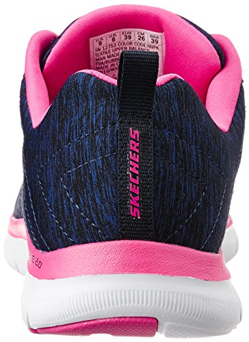 Baskets 2 Skechers Flex Basses Femme Appeal EtEq1xwa