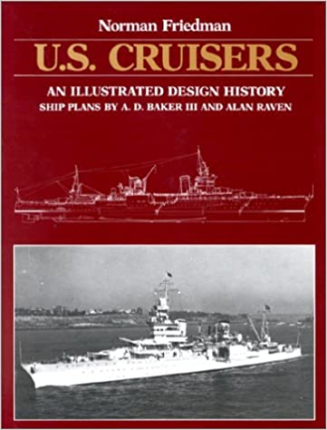 Book U.S. Cruisers: An Illustrated Design History