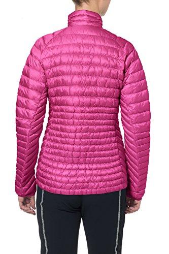 light iI kabru veste femme VAUDE rouge pour 5xBq0EA8w