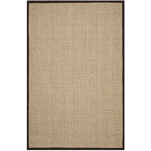 Safavieh-Natural-Fiber-Collection-NF114K-Basketweave-Natural-and-Dark-Brown-Seagrass-Area-Rug-4-x-6