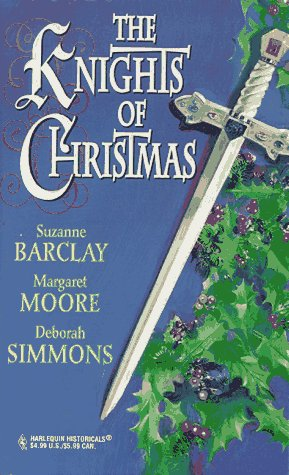 book cover of The Knights of Christmas