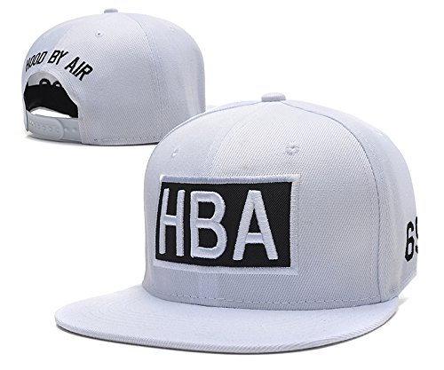 Casual Adjustable Clean Up Snapback Cap Hat By HBA (Hba Bucket Hats)