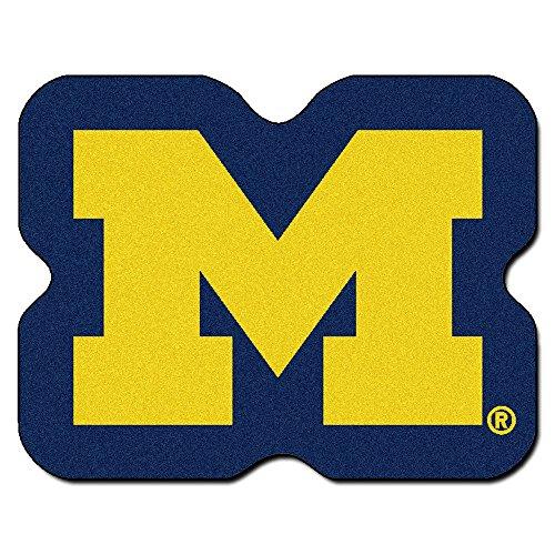 - Fan Mats University of Michigan Wolverines Mascot Area Rug