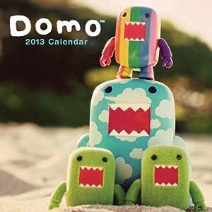 Domo Wall Calendar 2013 Big Tent
