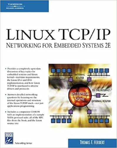 Networking for Embedded Systems The Linux TCP//IP Stack