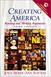 img - for Creating America: Reading and Writing Arguments (3rd Edition) book / textbook / text book