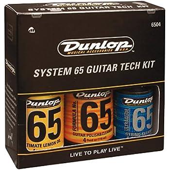 Dunlop 6516 Formula No. 65 Guitar Polish & Cleaner 16oz. Модель - фото 9