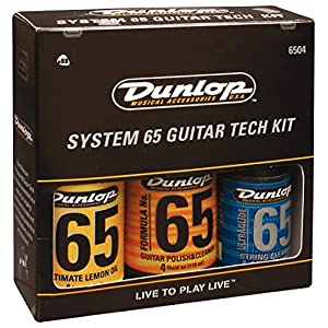Jim Dunlop Guitar Tech Care Kit