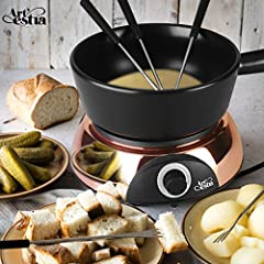 Electric Ceramic Fondue