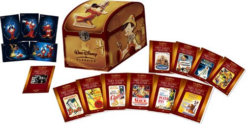 2018セール ディズニー アーリークラシックスコレクション (数量限定) B000FF6VKI [DVD] [DVD] B000FF6VKI, RISING BED-ライジングベッド-:721b5708 --- a0267596.xsph.ru