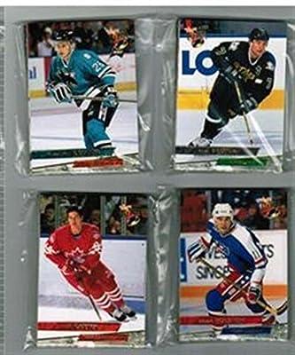 1993-94 Ultra San Jose Sharks Team Set 16 Cards MINT