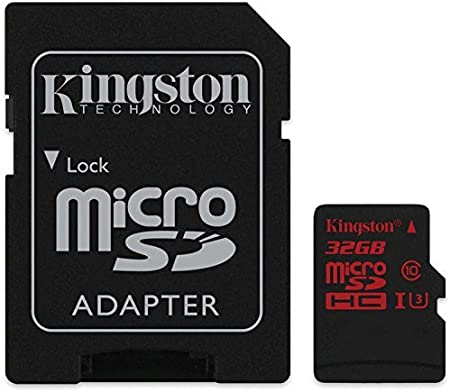 Kingston Industrial Grade 32GB Micromax A109 MicroSDHC Card Verified by SanFlash. 90MBs Works for Kingston