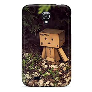 Galaxy Cover Case - Danbo Rocks Protective Case Compatibel With Galaxy S4