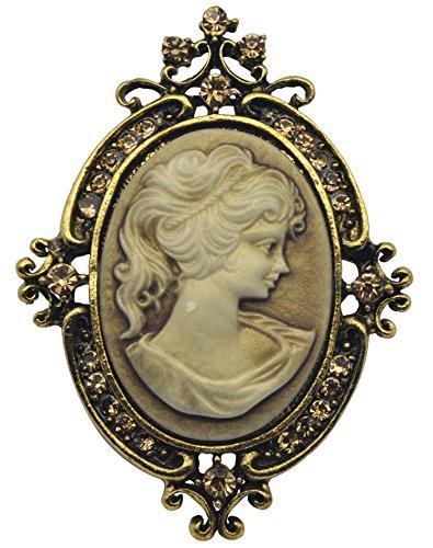 Victorian Cameo Jewelry - 5