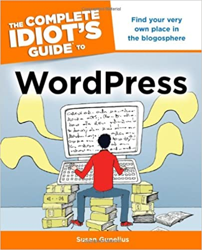 Mobile ebooks jar free download The Complete Idiot's Guide to WordPress B0091XLKEM ePub