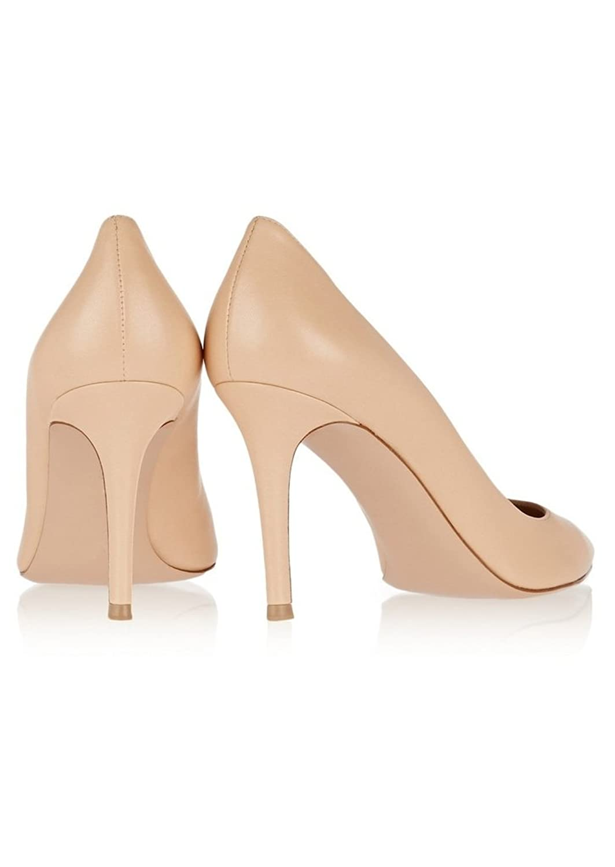 ELASHE Women High Heels Pumps   Pointed Toe Stiletto   8cm Elegante Court  Shoes: Amazon.co.uk: Shoes & Bags