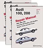 Three Volume Set: Audi 100, 200 Repair Manual 1989, 1990, 1991 Including 100 Quattro, 200 Quattro, Wagon, Turbo and 20V Turbo