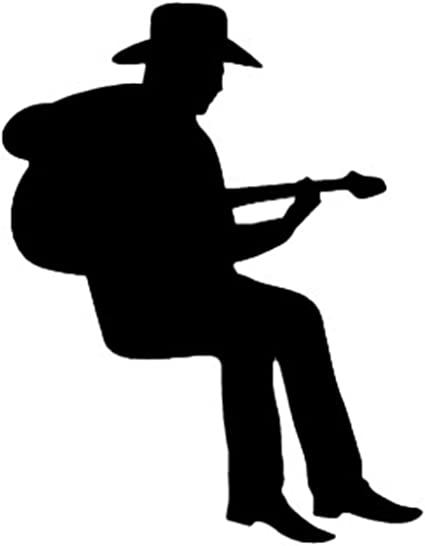Spenbroke Casa de Vaqueros Tocando Guitarra Tijeras lámparas de ...