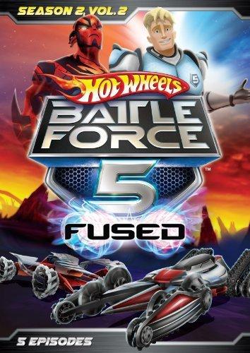 DVD : Hot Wheels Battle Force 5: Season 2 Volume 2 (DVD)