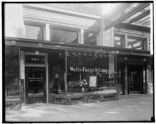 Photo  Wells Fargo Express Co