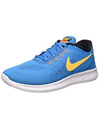Women's Nike Free RN Olympic Color Running Shoe Multi-color