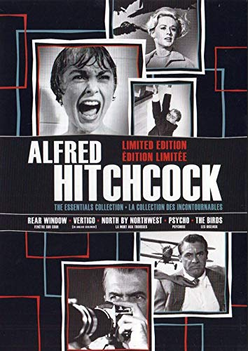 Alfred Hitchcock Essentials Collection Northwest product image