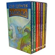 The Chronicles of Narnia Complete 7 Volume Set