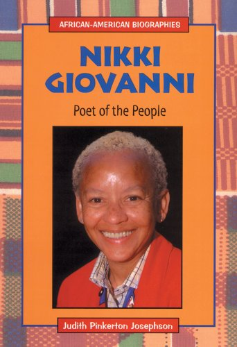 Nikki Giovanni: Poet of the People (African-American Biographies)