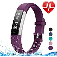 Letsfit Fitness Tracker HR, Heart Rate Monitor Watch,...