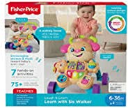Fisher-Price Laugh & Learn Smart Stages Learn with Sis Wa