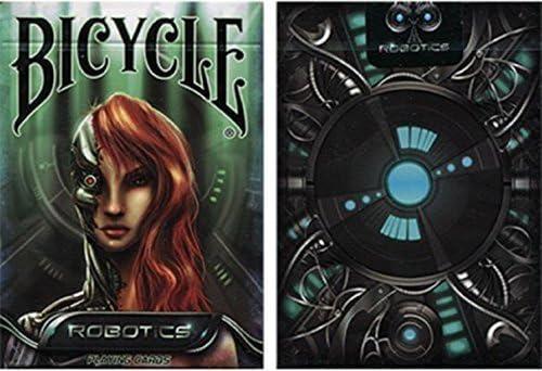 自転車ポーカー - ロボティクス