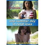 One Summer Day In Rural Iowa ~ Kristina