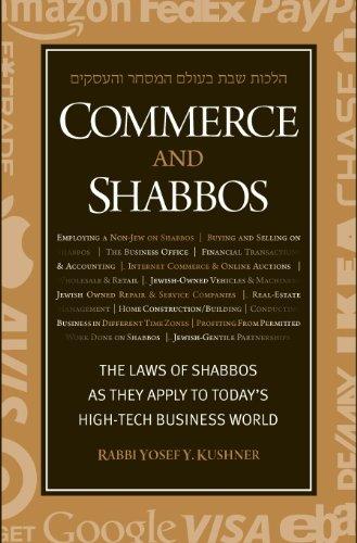 Download Commerce and Shabbos pdf epub