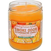 Smoke Odor Exterminator Candle Orange Lemon Splash