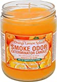 Smoke Odor Exterminator Candle Orange Lemon Splash 13 oz