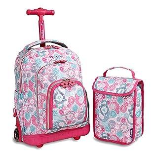 Best Rolling Backpacks for School 2018 - Best School Bags on wheel