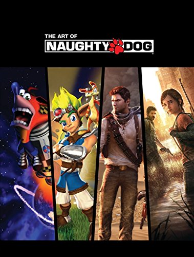 Image of The Art of Naughty Dog