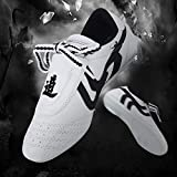 Dilwe Taekwondo Shoes, 10 Sizes Soft Rubber Soles