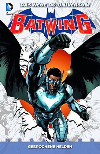 Batwing Megaband, Bd. 1: Gebrochene Helden