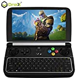 [August HW UPDATE] GPD WIN 2 - Mini Gaming Handheld Console Windows 10 Intel m3-7Y30 2.6Ghz HD Graphics 615 8GB LPDDR3-1866 RAM 128 M.2 SSD Dual-Band Wi-Fi Bluetooth 4.2 6'' Inch Touchscreen