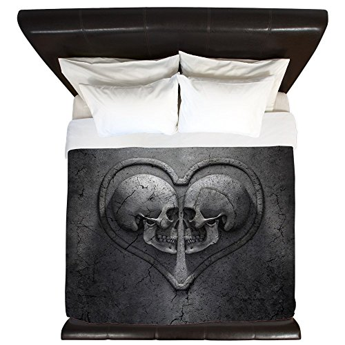 Freaky Amp Fun Skull Bedding In A Bag He Waited Too Long