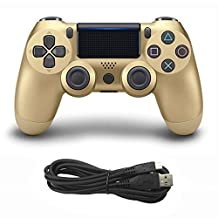 Etbotu Gamepad,Game Controller Console,USB Wired Connection,for PS4