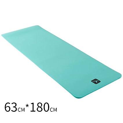Amazon.com : Yoga mat Picnic mat- 15mm Non-Slip Tasteless ...