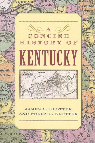 Download A Concise History of Kentucky ebook