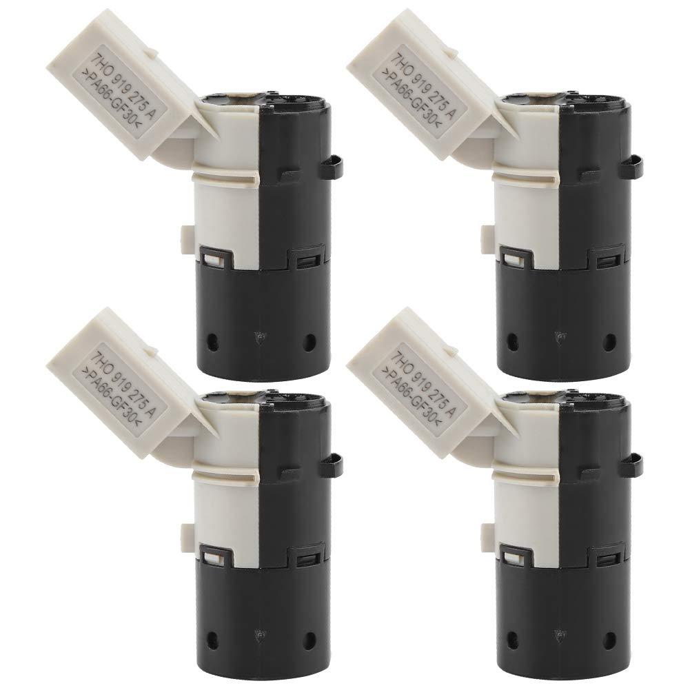 Aramox Capteur de stationnement PDC 7H0919275A Capteur de stationnement pour A3 A4 S4 RS4 A6 S6 RS6 2PCS