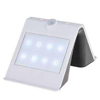 LED Strahler Außen mit Bewegungsmelder Sensorlicht Gartenleuchte Leuchte
