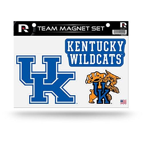 Wildcats Car (NCAA Kentucky Wildcats NCAA Team Magnet Sheet, Blue, 11