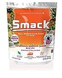 Smack Pet Organic Crunchy Raw Dehydrated Dog Food GMO / Gluten / Grain / Antibiotic Free (Caribbean Salmon Fusion, 2.5 kg/5.5 lb)