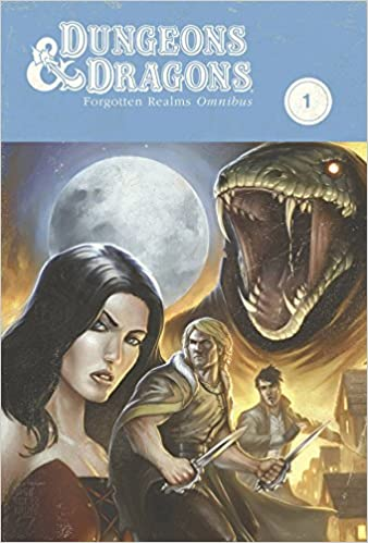 Dungeons & Dragons: Forgotten Realms Omnibus by Ed Greenwood
